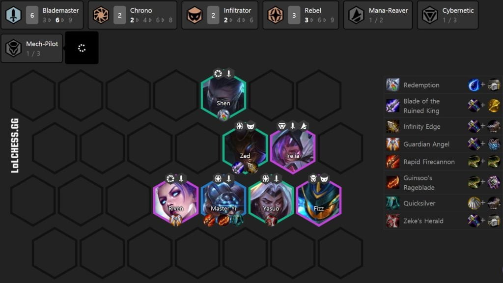 10.12 Teamfight Tactics Tier List Meta Comps
