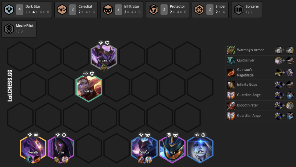 10.15 Teamfight Tactics Tier List Meta Comps