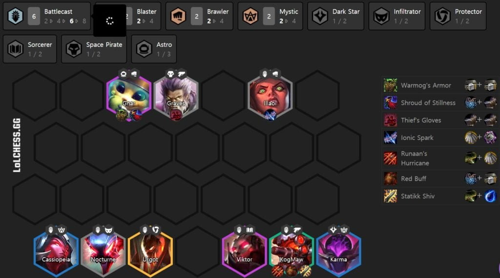10.16 Teamfight Tactics Tier List Meta Comps
